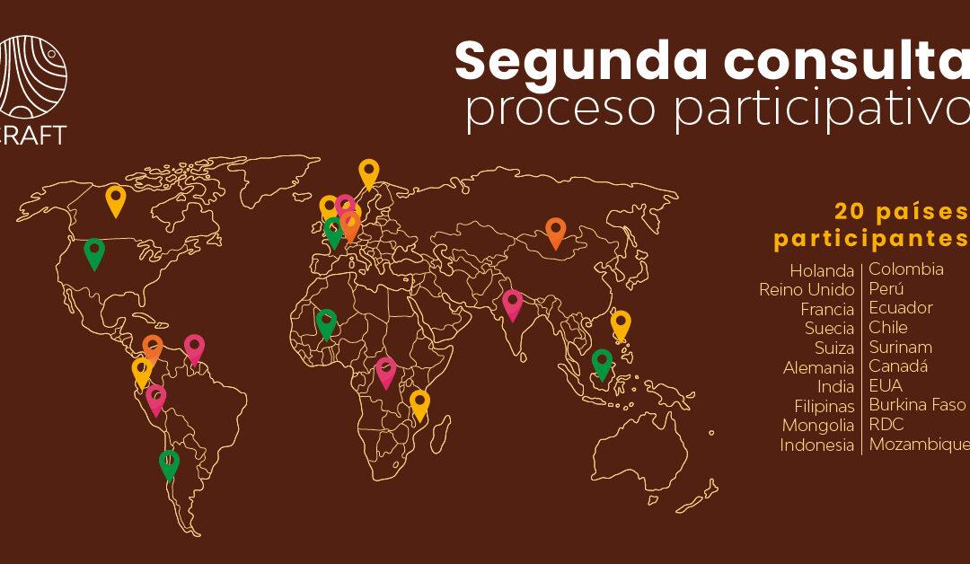 CRAFT: segunda consulta participativa
